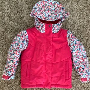 Roxy 4t snow jacket